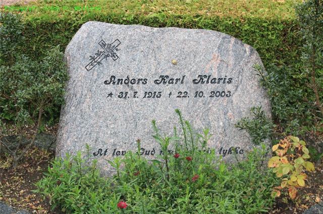 Anders Karl Klaris