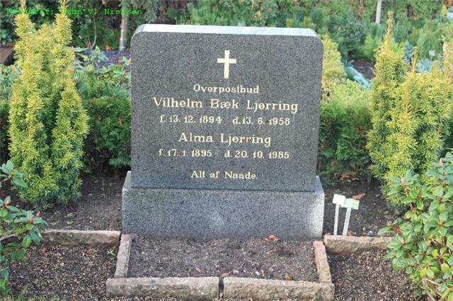 Vilhelm Bæk Ljørring