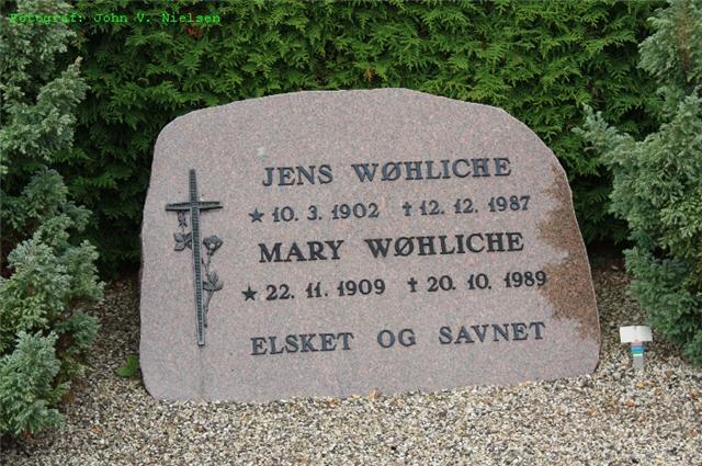 Jens Christian Wöhliche
