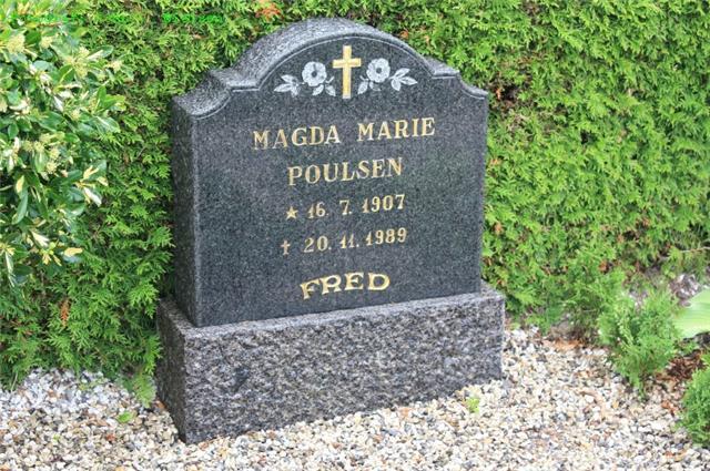 Magda Marie Poulsen