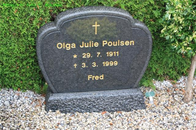 Olga Julie Poulsen