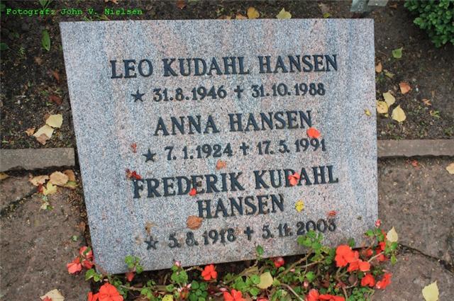 Frederik Kudahl Hansen