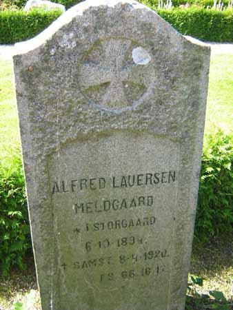 Alfred Laursen Meldgaard