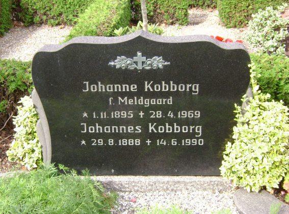Anna Johanne Laursen Meldgaard.