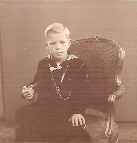 Ole Thrane 1949