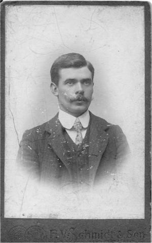 Alfred Hansen 1906
