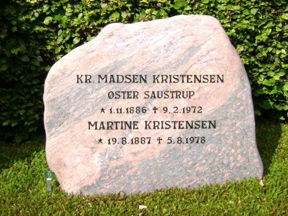 Kristen Madsen Kristensen