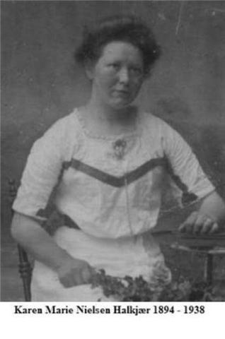 Karen Marie Nielsen Halkjær