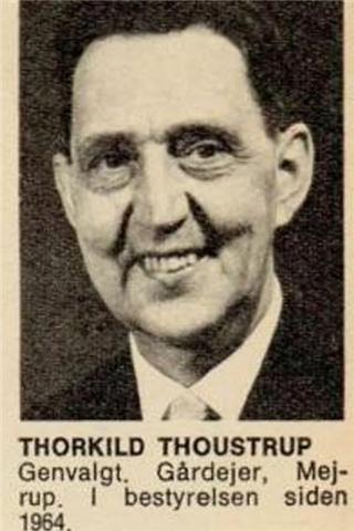 Thorkild Thoustrup