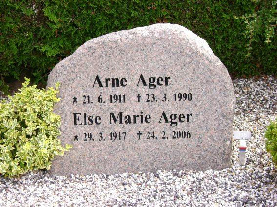Arne Ager